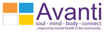 AVANTI Mental Well-Being CIC logo